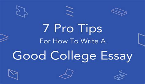 College admissions essay conclusions